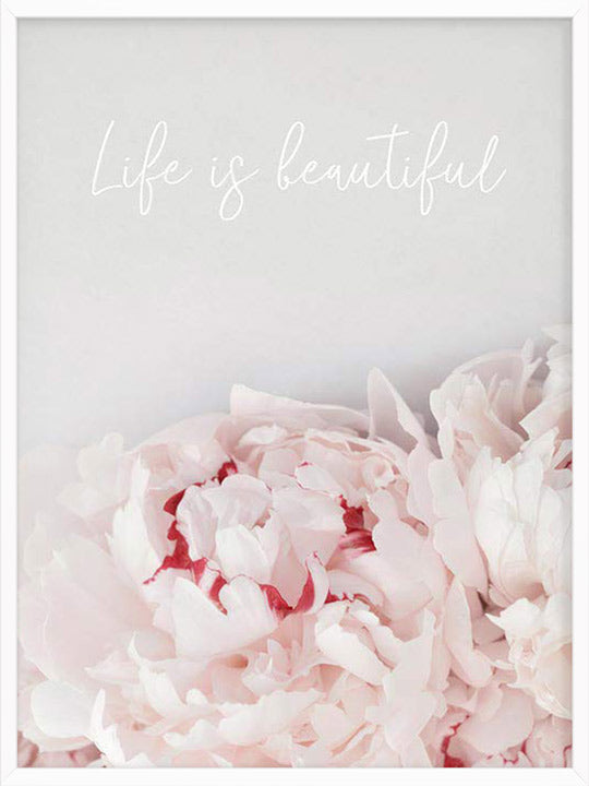 Life is Beautiful - Poster