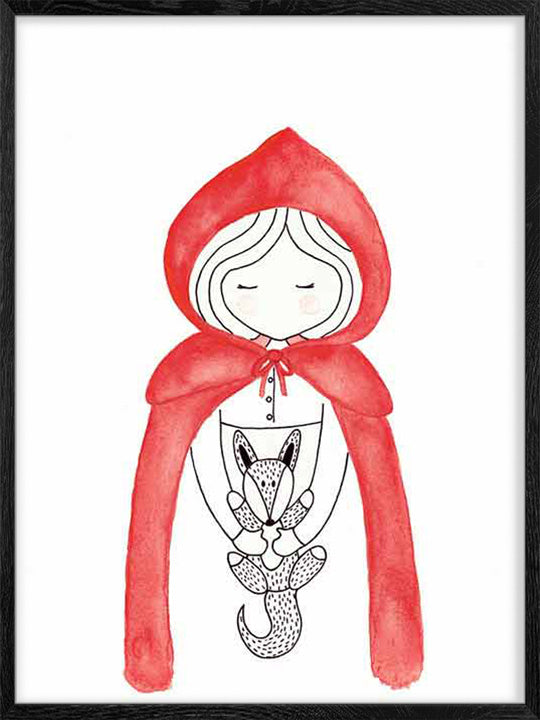 Little Red Riding Hood - Poster