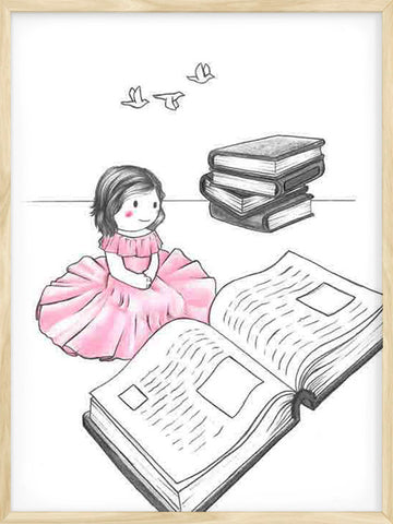 My-Favorite-Book-nursery-print