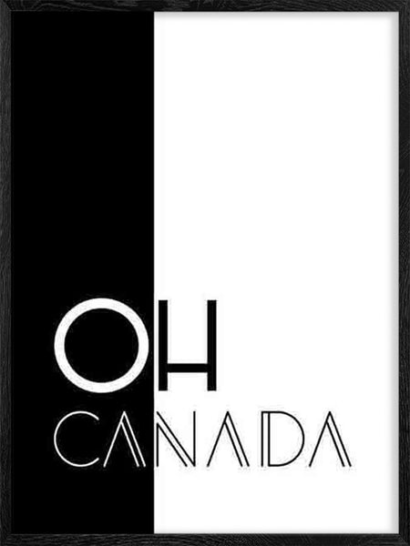 Oh Canada - Poster