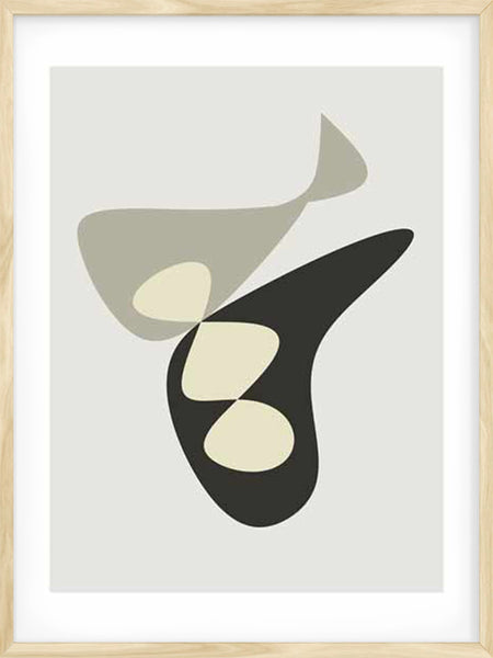 Abstract Forms - Poster