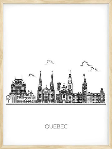 Quebec-city-black-and-white-wall-art