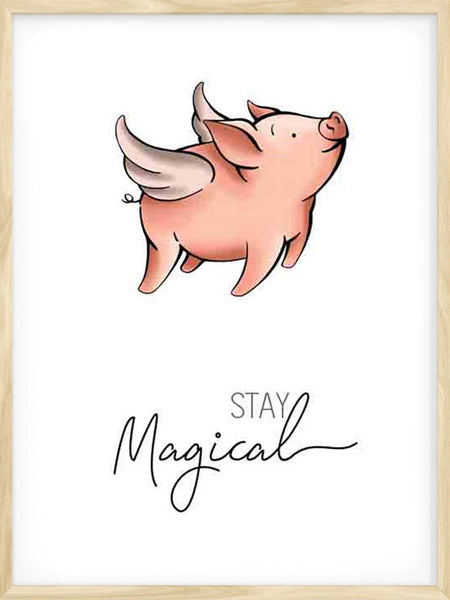 Stay Magical- Poster