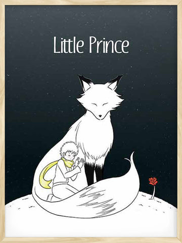 The-Little-Prince-Kids-decor-print