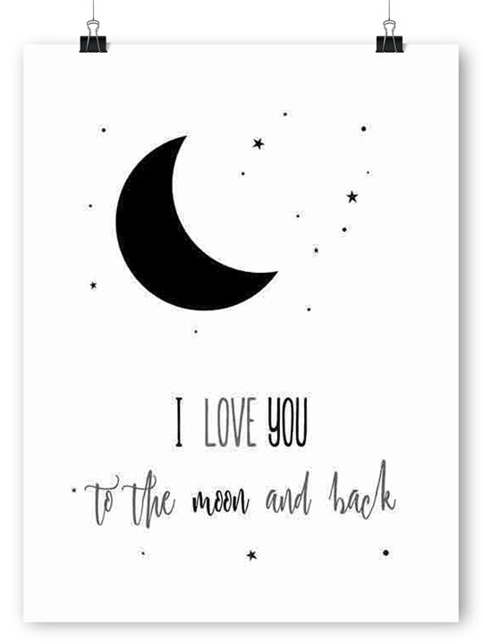 To the Moon And Back - Poster