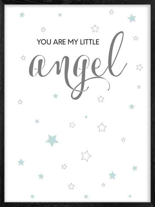 You Are My Little Angel - Poster