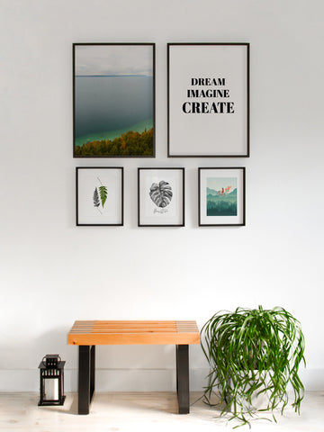Dream-Imagine-Create-Motivational-modern-Poster-with-Frame