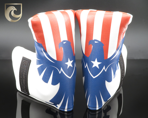 American Putter Company Industrial Eagle Headcover!