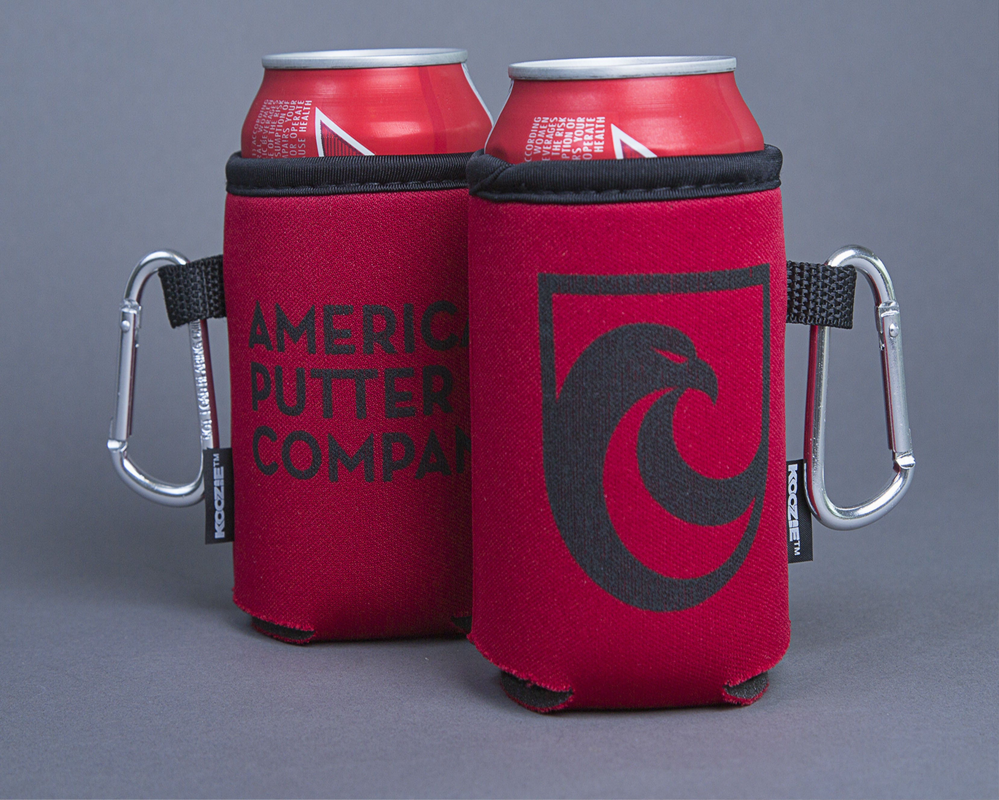 American Putter Company Over Engineered Koozie with Hook!