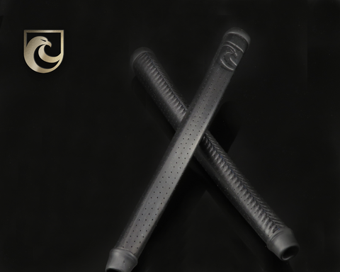 American Putter Company Black Signature Series Leather APC Grip