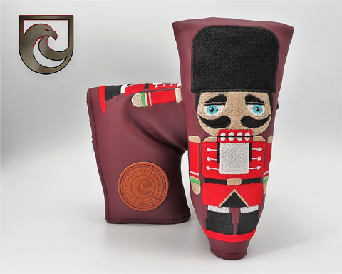 American Putter Company Nutcracker Holiday Headcover! Limited