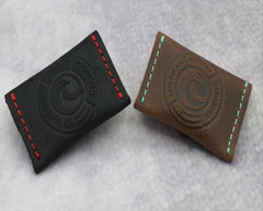American Putter Company Ball Marker Leather Pouch / Holder: Chocolate or Black