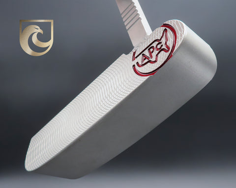 American Putter Company Signature Oak Dale Right Hand Satin S3 Putter with Weld Neck