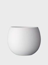 Bower Pot by Evergreen Collective - Medium / Soft White - PICK UP / LOCAL DELIVERY ONLY