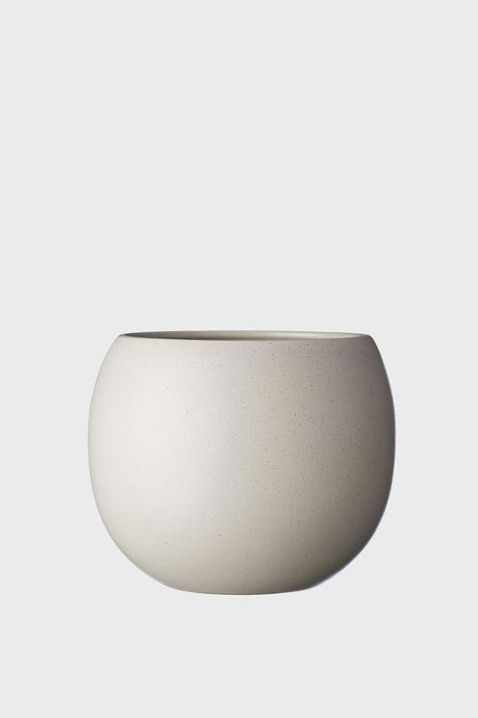 Bower Pot by Evergreen Collective - Small / Putty