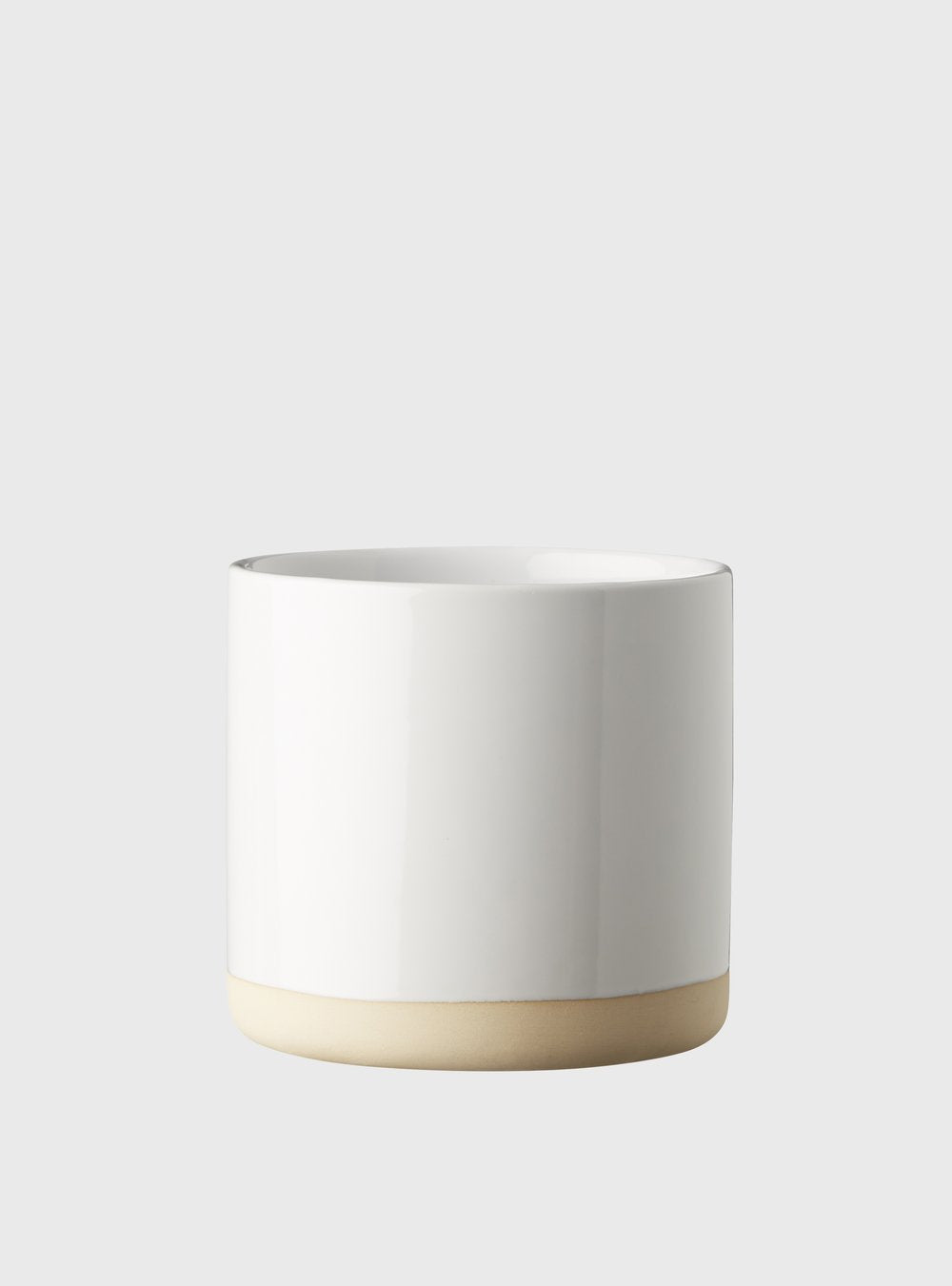 Billie Pot by Evergreen Collective - Small / White