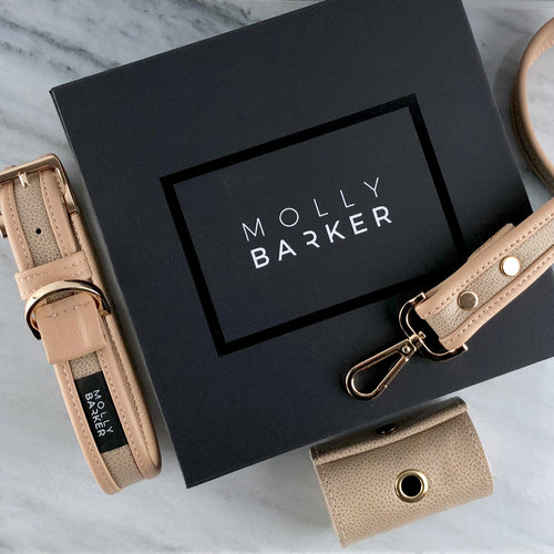 Sasha Collection Dog Gift Set | Molly Barker Australia | Designer Dog Accessories