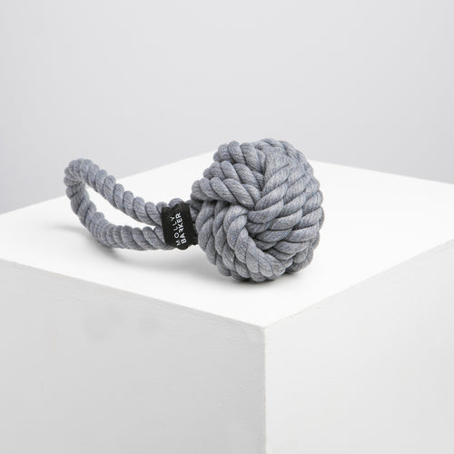 Barker Dog Rope Toy | Molly Barker Australia | Designer Dog Accessories