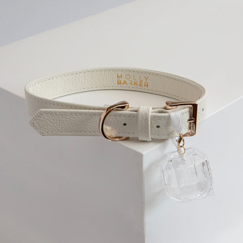 Bella Dog Collar | Molly Barker Australia | Designer Dog Accessories