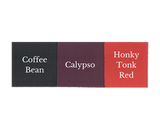 Honky Tonk Red Chalk Mineral Paint