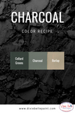Collard Greens Chalk Mineral Paint