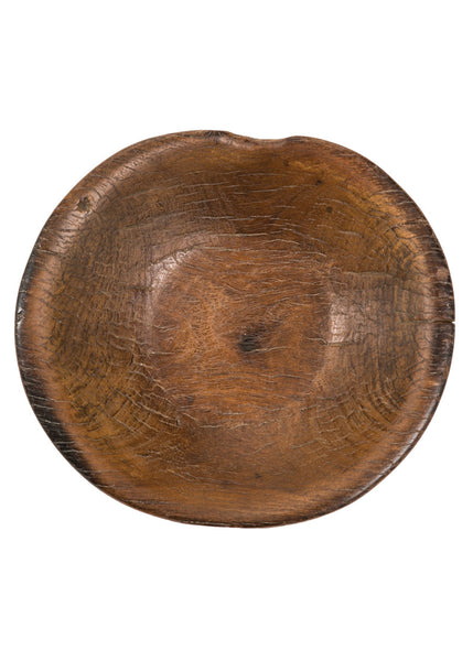 Farmhouse Wood Bowl