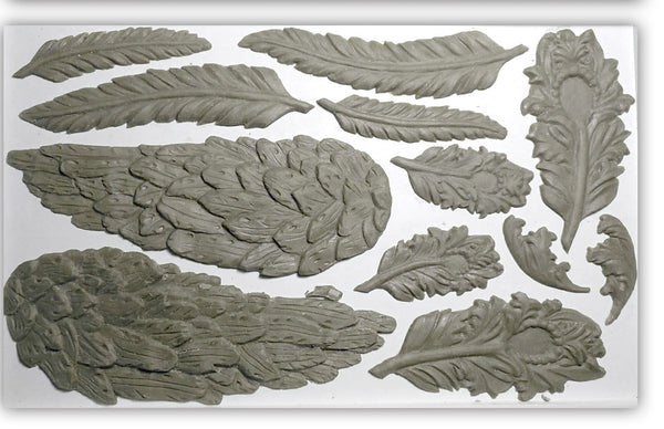 Wings and Feathers Décor Moulds™
