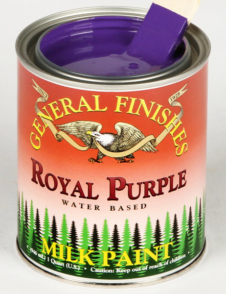 Royal Purple Milk Paint