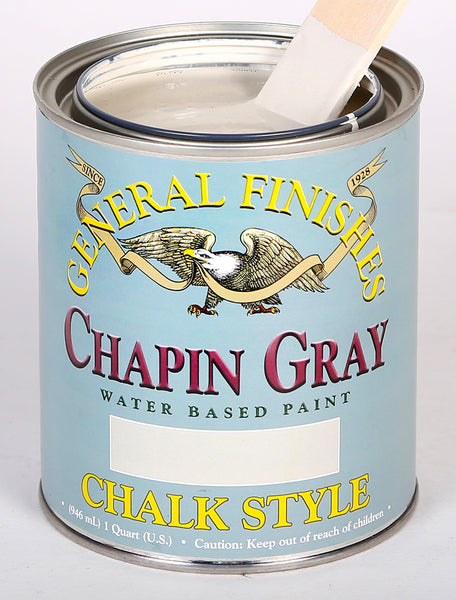 Chapin Gray Chalk Paint