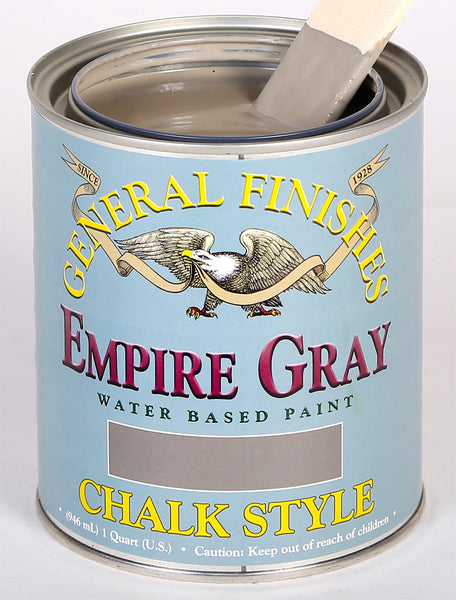 Empire Gray Chalk Paint