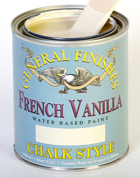French Vanilla Chalk Paint