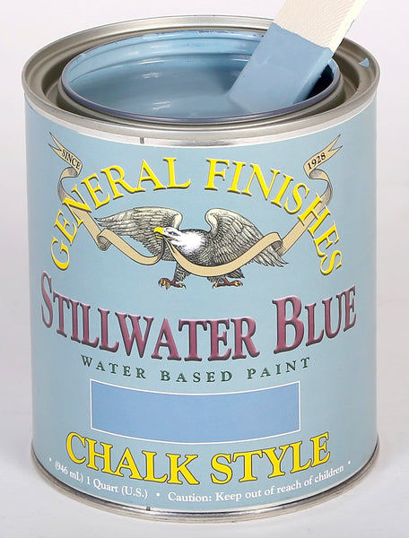 Stillwater Blue Chalk Paint