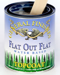 Flat Out Flat Topcoat