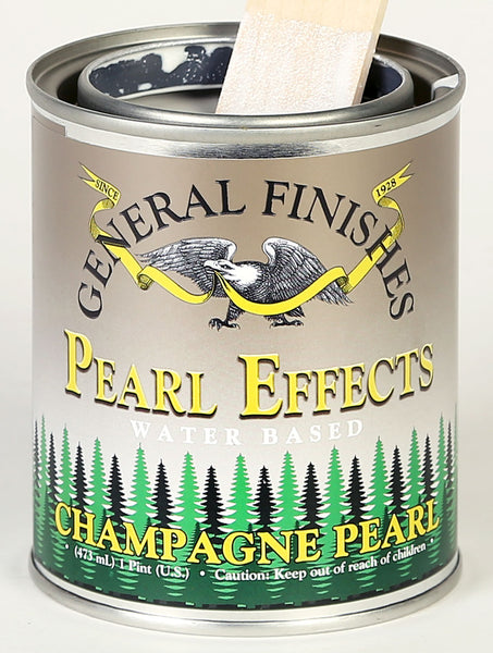 Champagne Pearl Effects