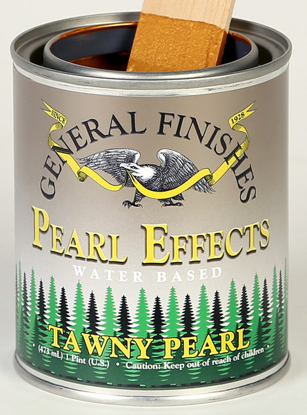 Tawny Pearl Effects