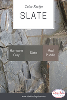 Mud Puddle Chalk Mineral Paint