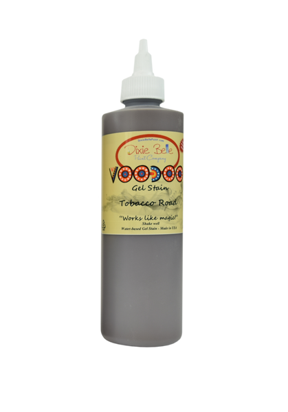 VooDoo Gel Stain, Tobacco Road