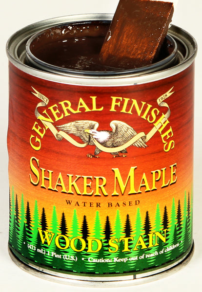 Shaker Maple Wood Stain