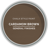 Cardamom Brown Chalk Paint