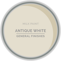 Antique White Milk Paint