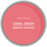 Coral Crush Milk Paint