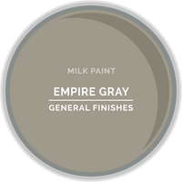 Empire Gray Milk Paint