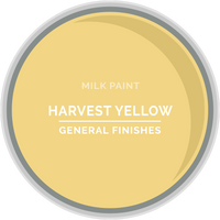 Harvest Yellow Milk Paint