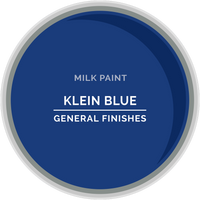 Klein Blue Milk Paint