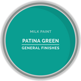 Patina Green Milk Paint