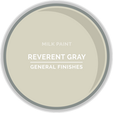 Reverent Gray Milk Paint