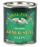 Satin Arm-R-Seal Oil & Urethane Topcoat