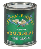 Semi Gloss Arm-R-Seal Oil & Urethane Topcoat