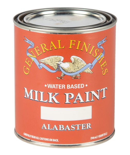 Alabaster Milk Paint