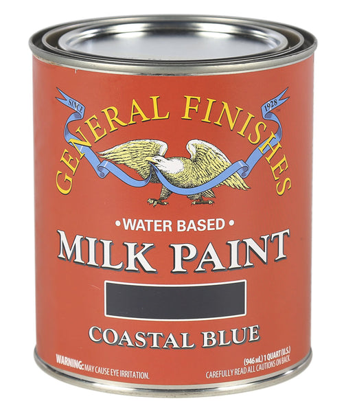 Coastal Blue Milk Paint